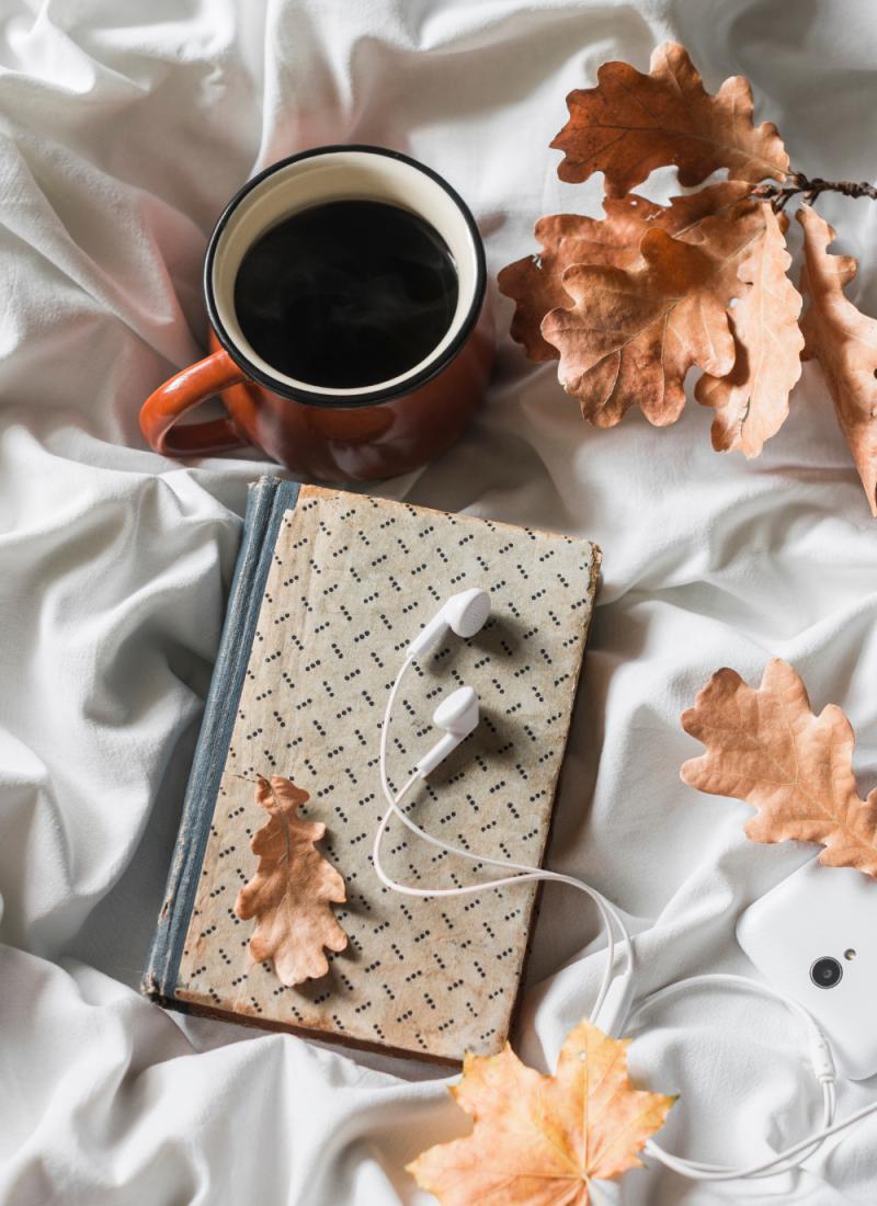 5 Non-Spooky Books to Read in Autumn
