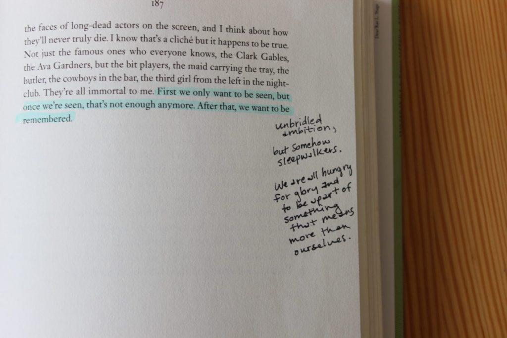 highlighting-in-my-books